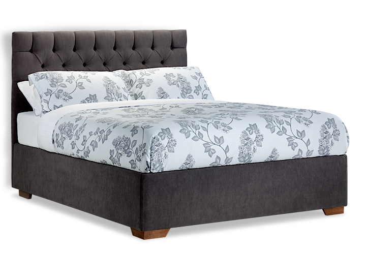 Mixed Style Bed PNG Image
