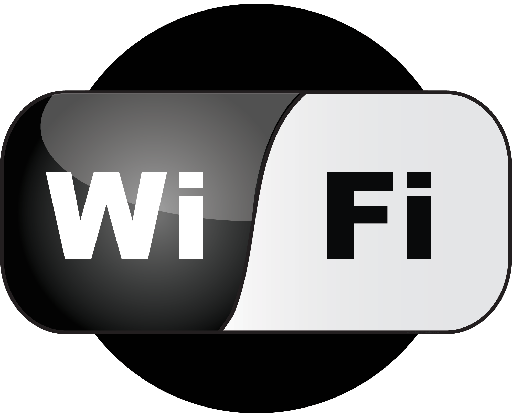 Wifi Icon PNG Image