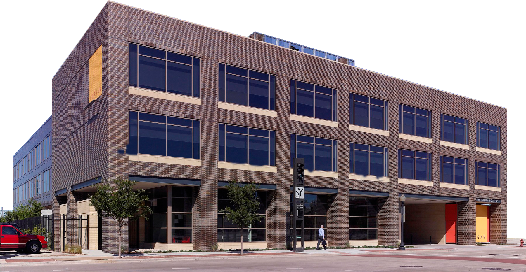 Building At Day PNG Image