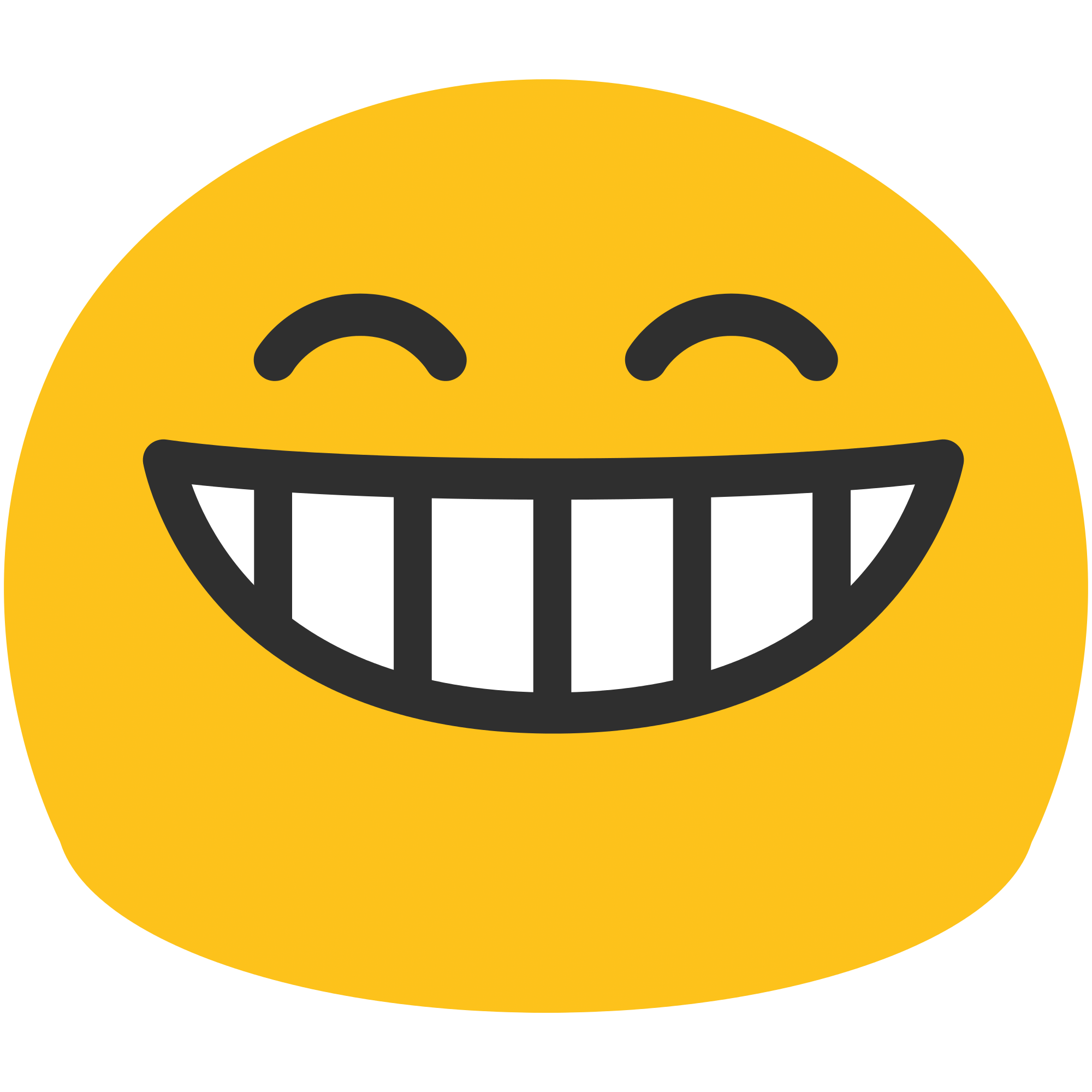 Smiley Looking Happy PNG Image