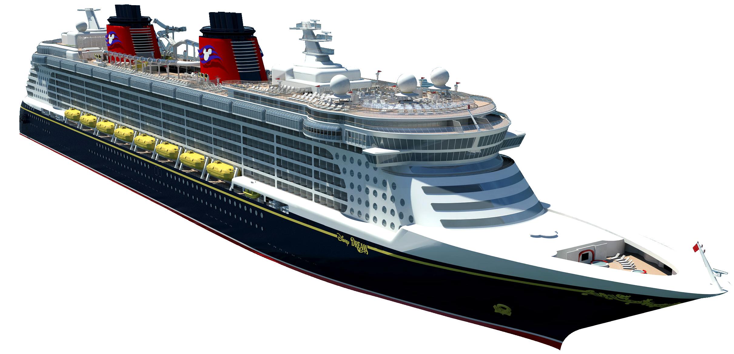 Cruise Ship PNG Image