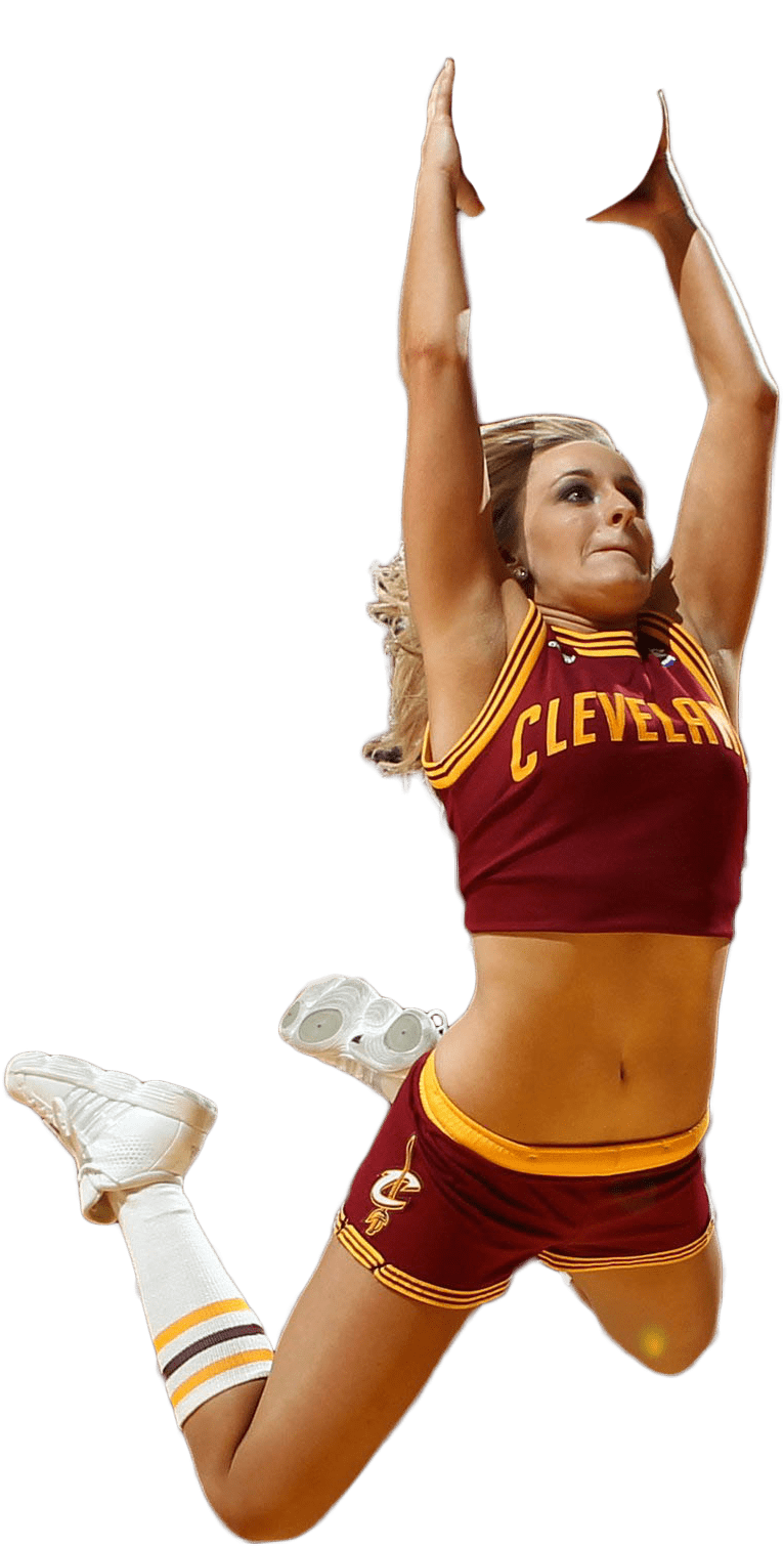 Cleveland Cheerleader