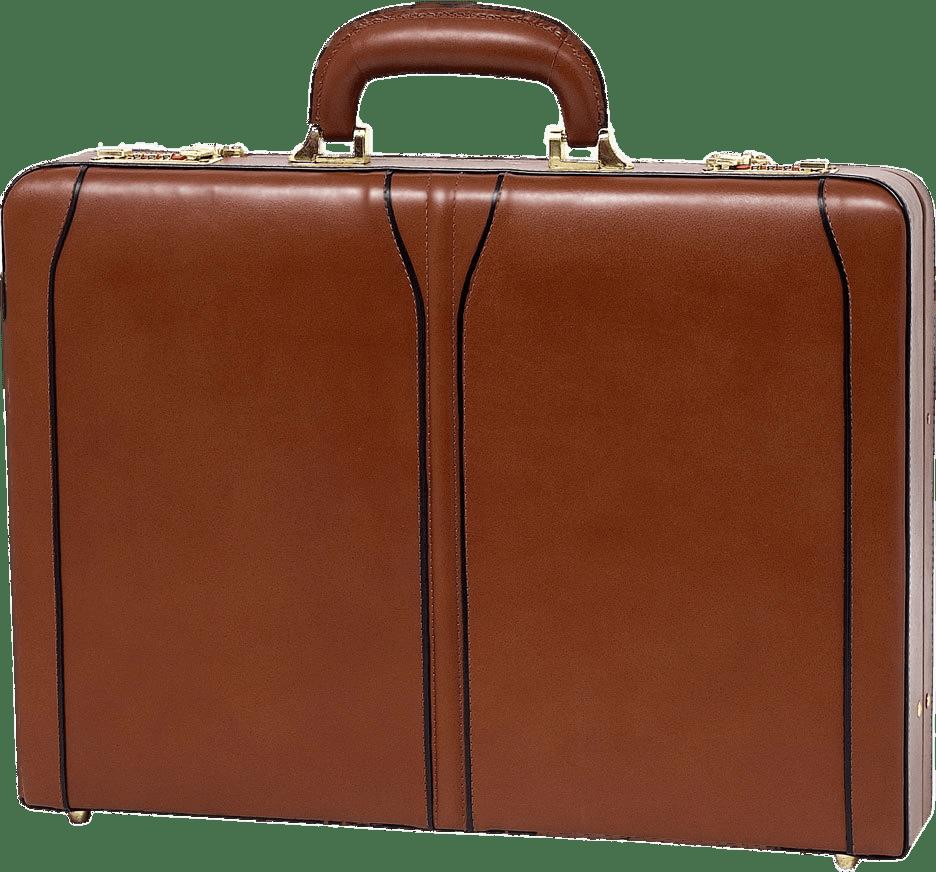 Brown Briefcase PNG