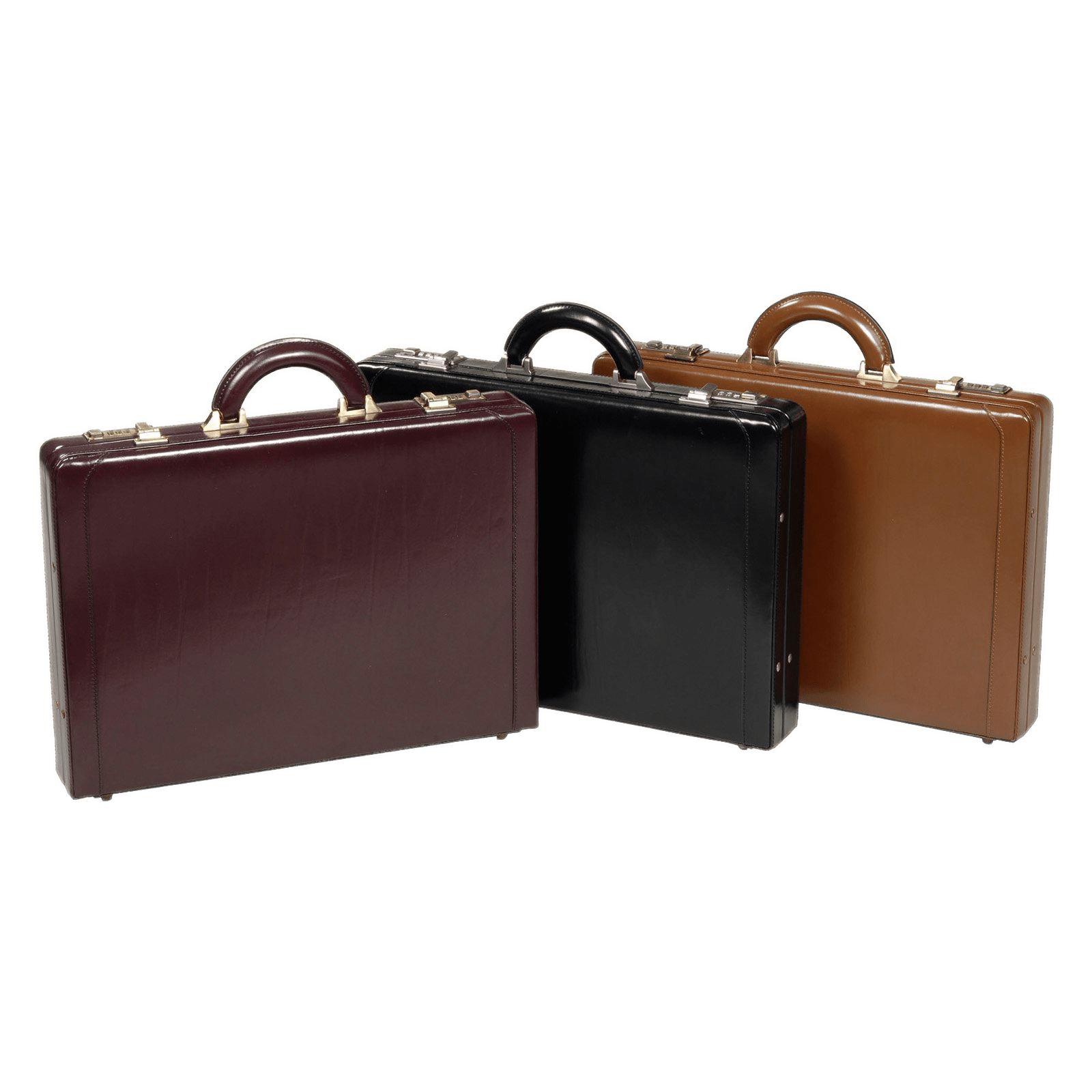 Collection Of Briefcases PNG