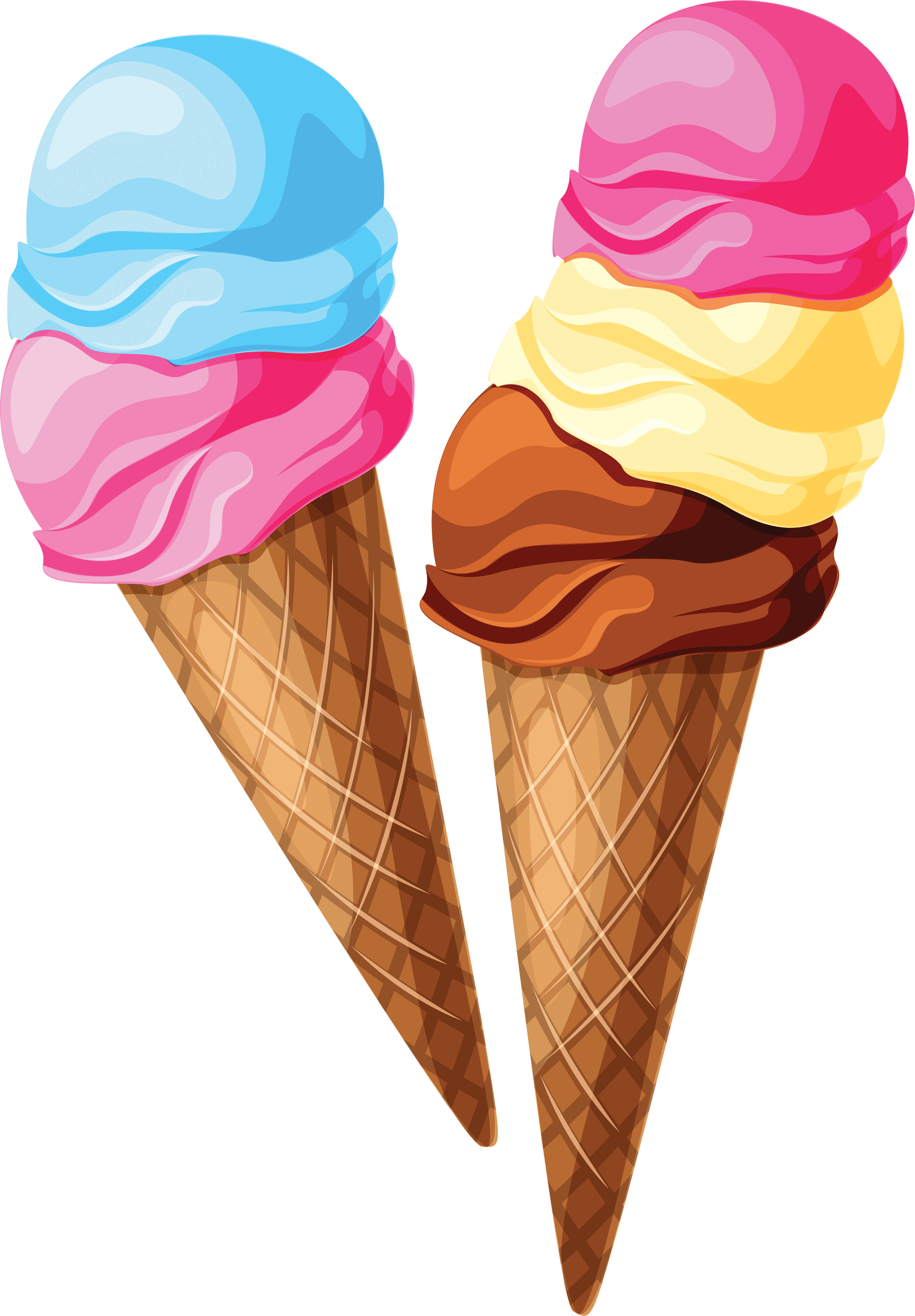 Cliparts Ice Cream PNG PNG Image