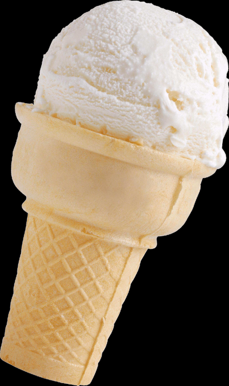 Vanilla Small Horn Ice Cream