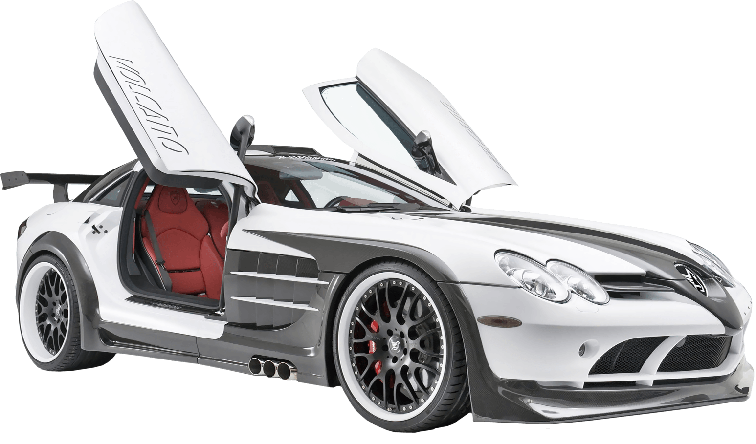 Mercedes Amg Sideview PNG Image