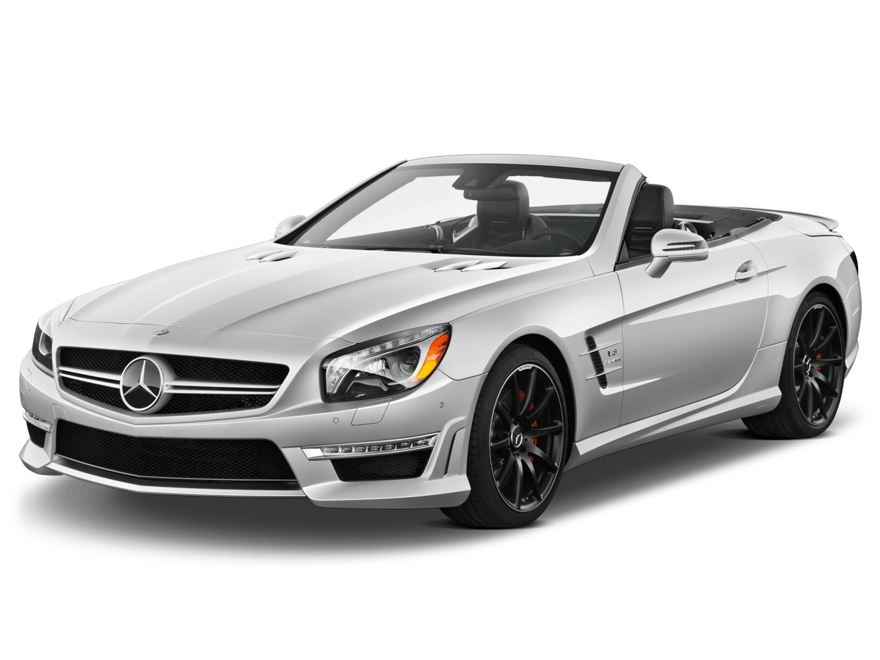 Mercedes Convertible PNG Image