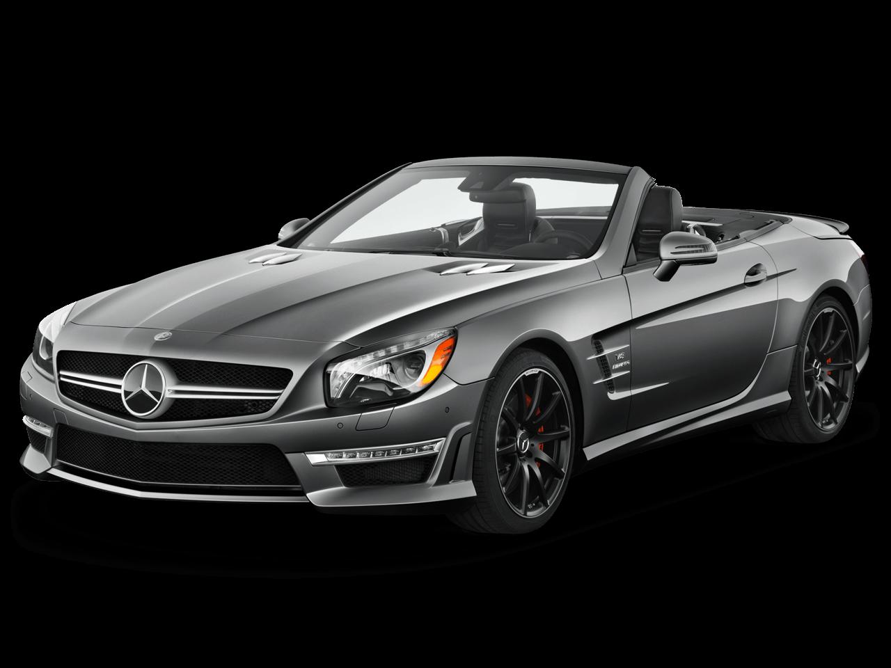 Mercedes Sport Convertible