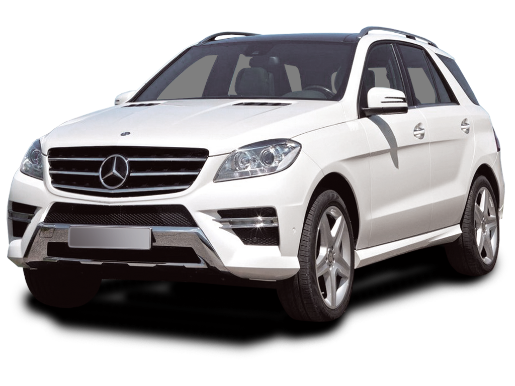 Mercedes SUV PNG Image