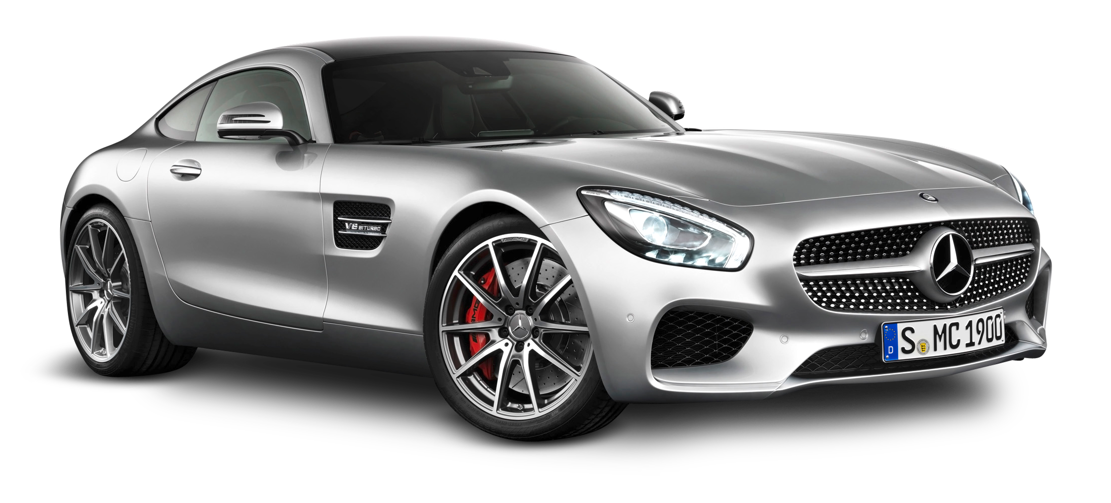 Mercedes AMG GT Luxury Car
