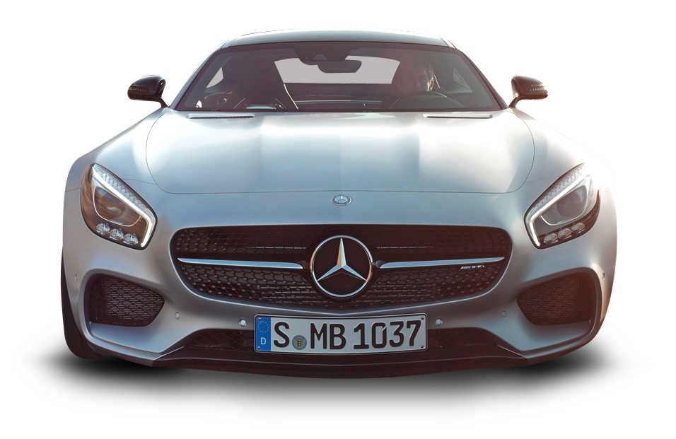 Mercedes AMG GT Iridium Car PNG Image