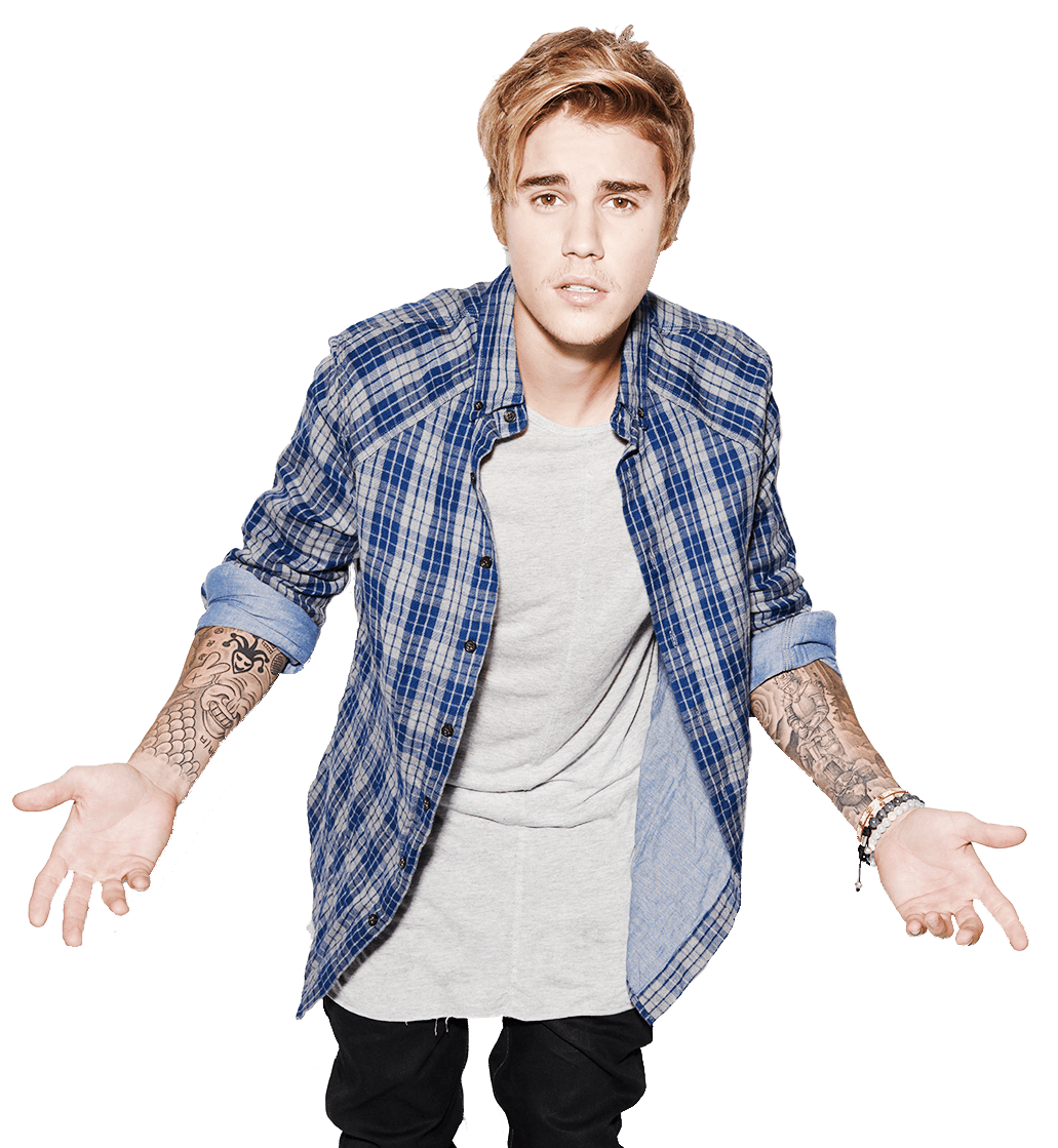 What Justin Bieber PNG Image