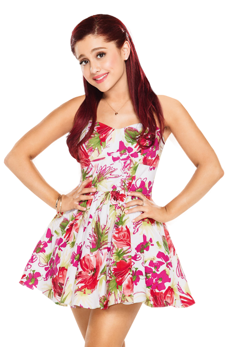 Ariana Grande Looking Beautiful PNG Image