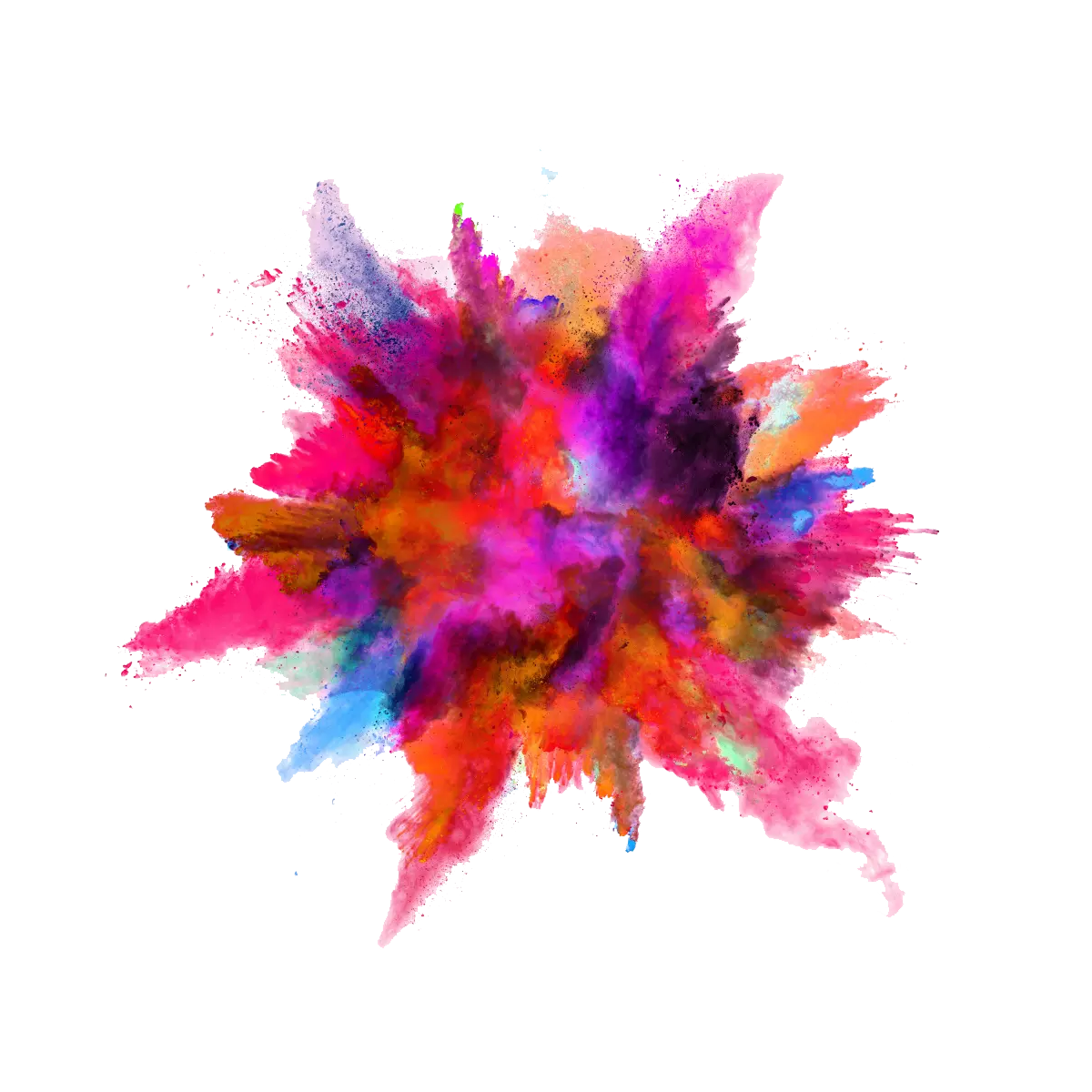 color powder explosion png image purepng free spray paint splatter vector free Splat Vector 9
