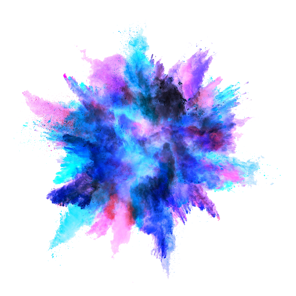 Blue Color Powder Explosion Png Image Purepng Free Transpa Cc0 Library