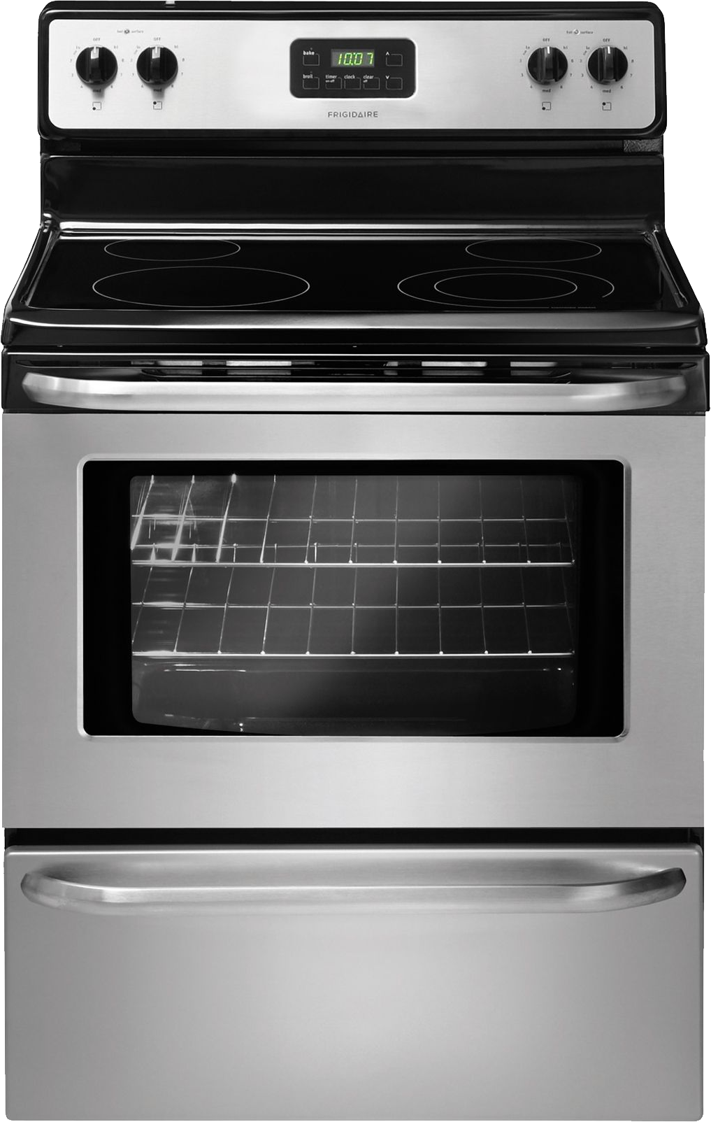 Classic Oven PNG Image