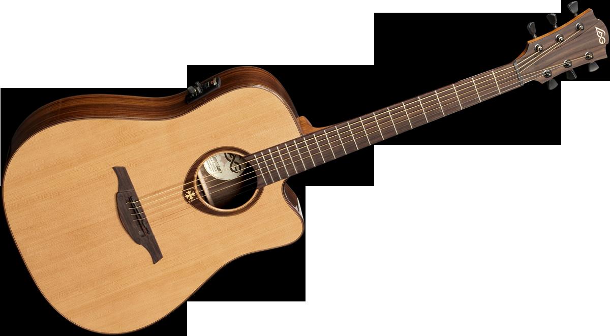 Acoustic Guitar PNG Image
