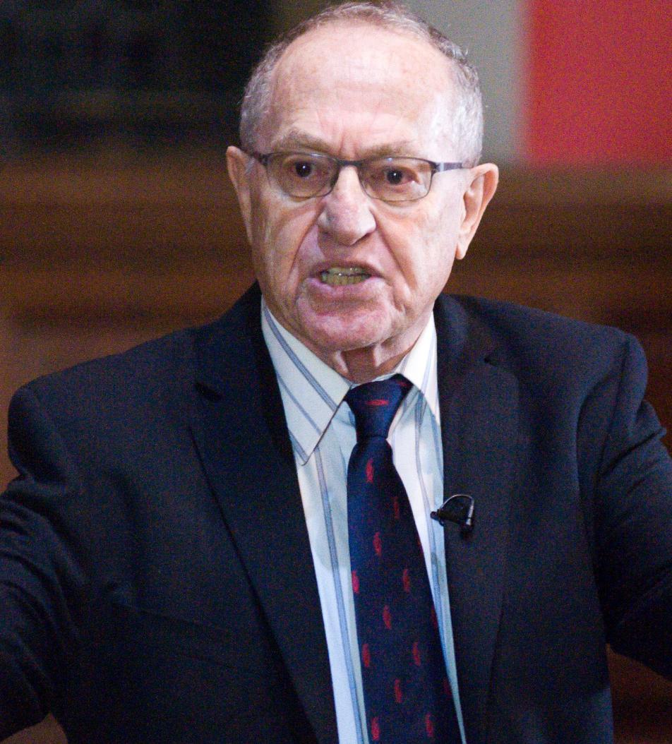 Alan Dershowitz PNG Image