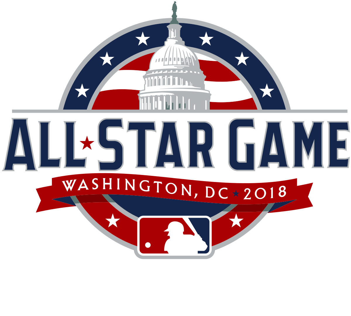 All Star Game Logo 2018 PNG Image