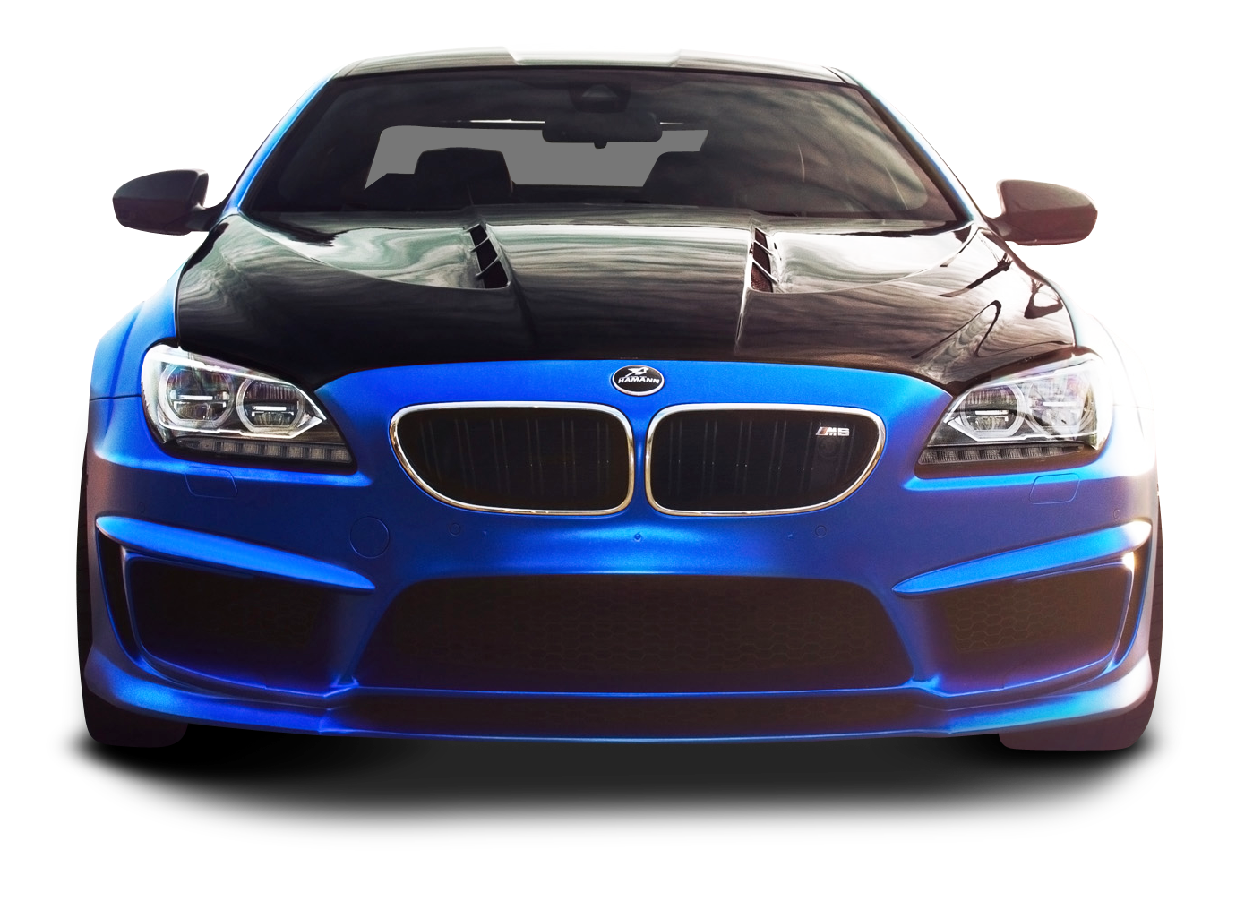 AMG  M6 Blue Sport