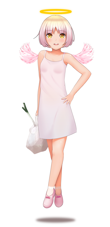 Animated Cartoon Girl PNG Image