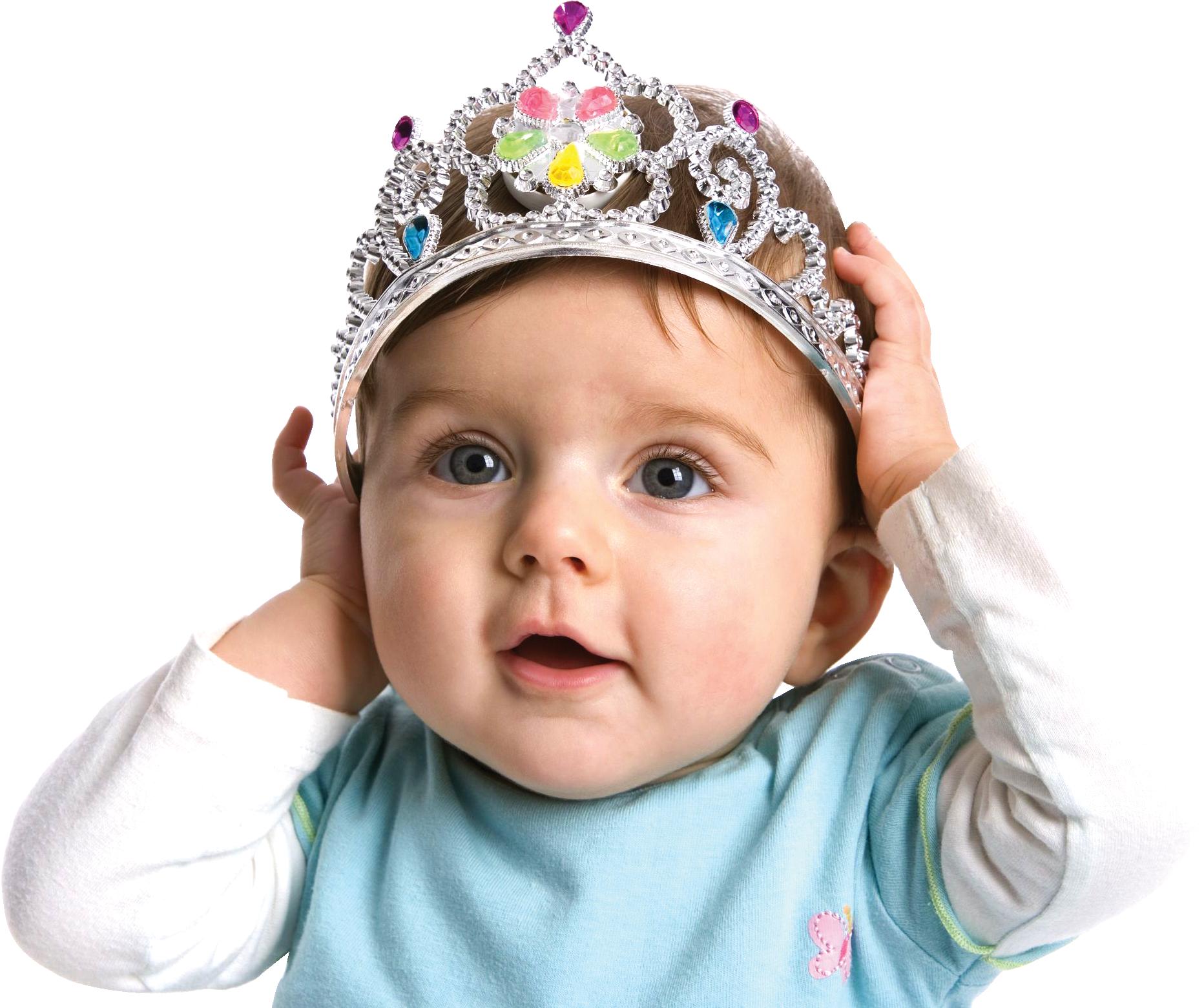 Baby Girl PNG Image