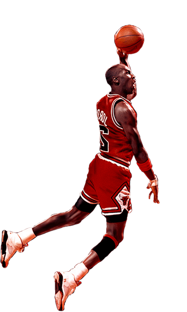Basket Ball Player PNG Image