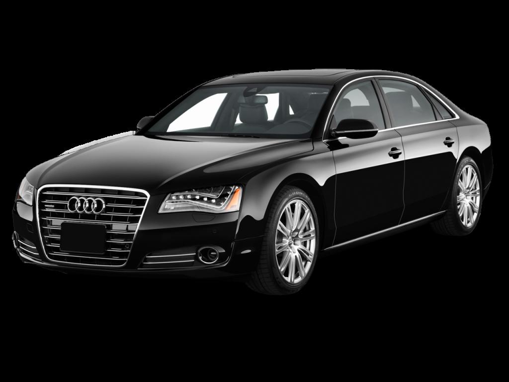 Black Edition  Audi Luxury Car PNG Image