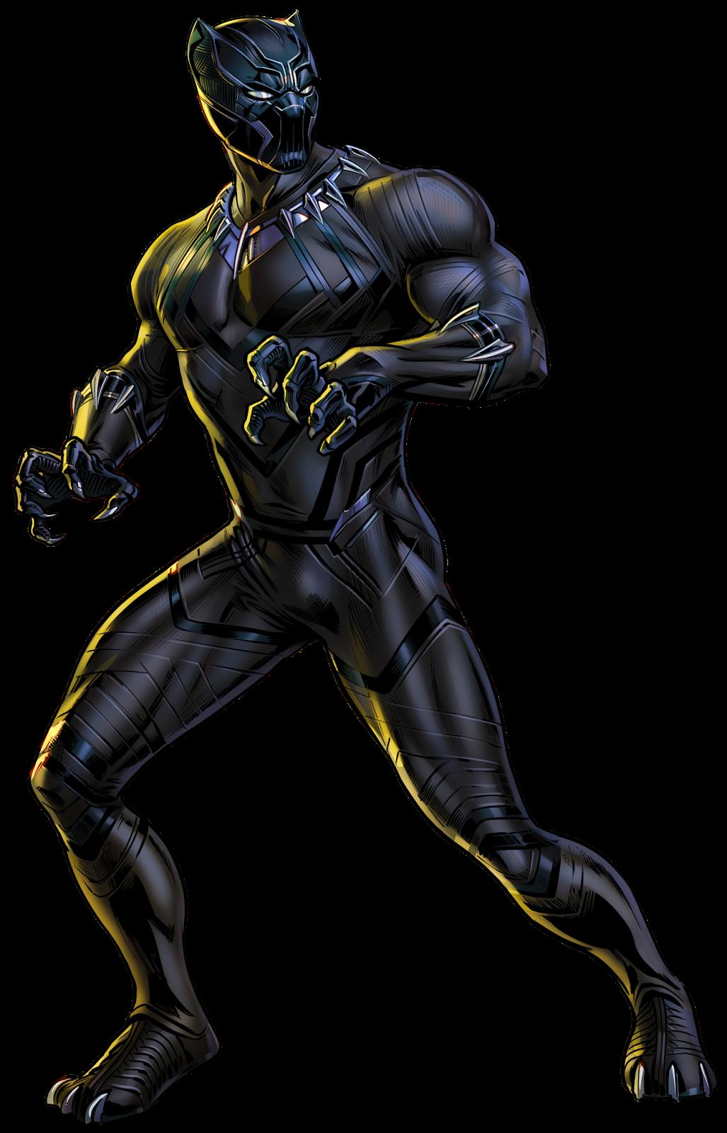 Днем рождения, черная пантера картинка марвел