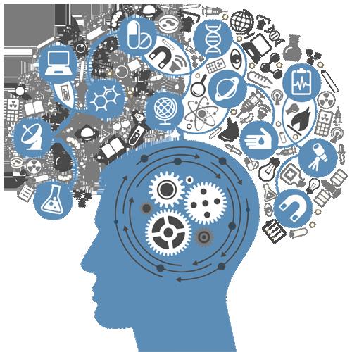 Brain Thinking PNG Image