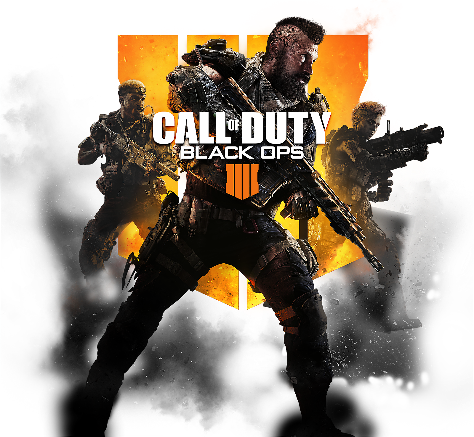 Download Call Of Duty Black Ops 4 Cover Image Png Image For Free