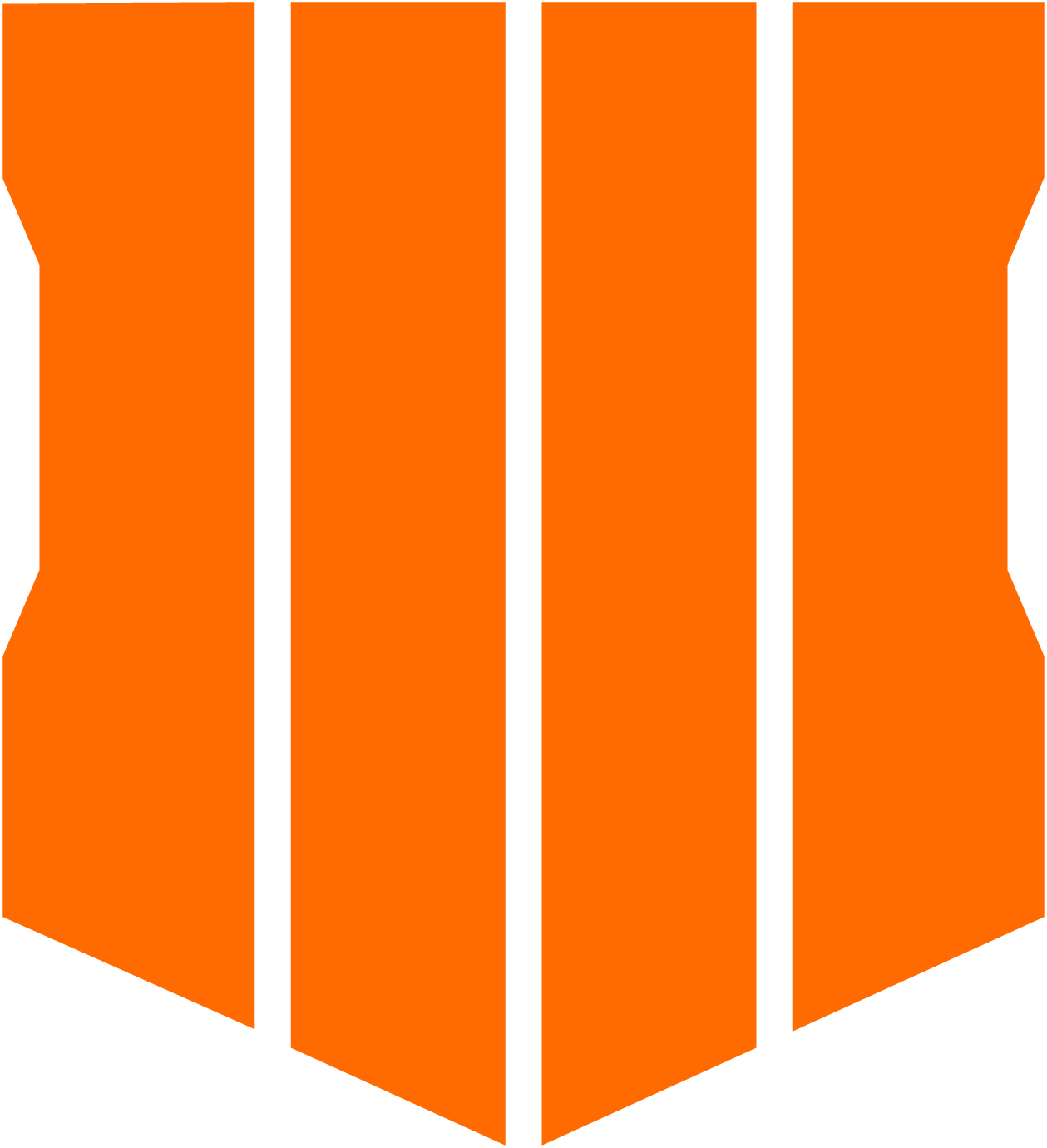 Call of Duty: Black Ops 4 Logo PNG Image