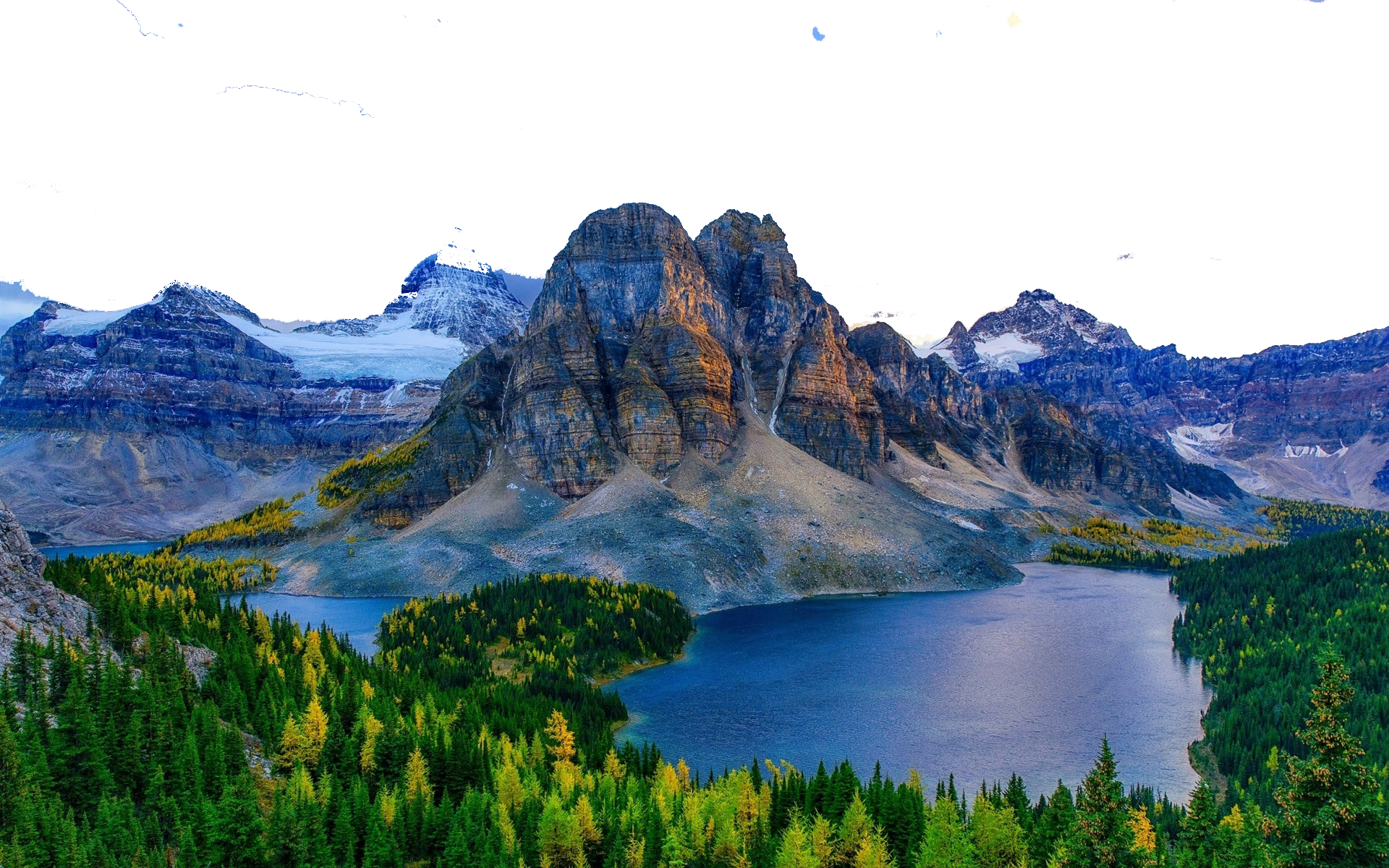 Landscape - Canada PNG Image