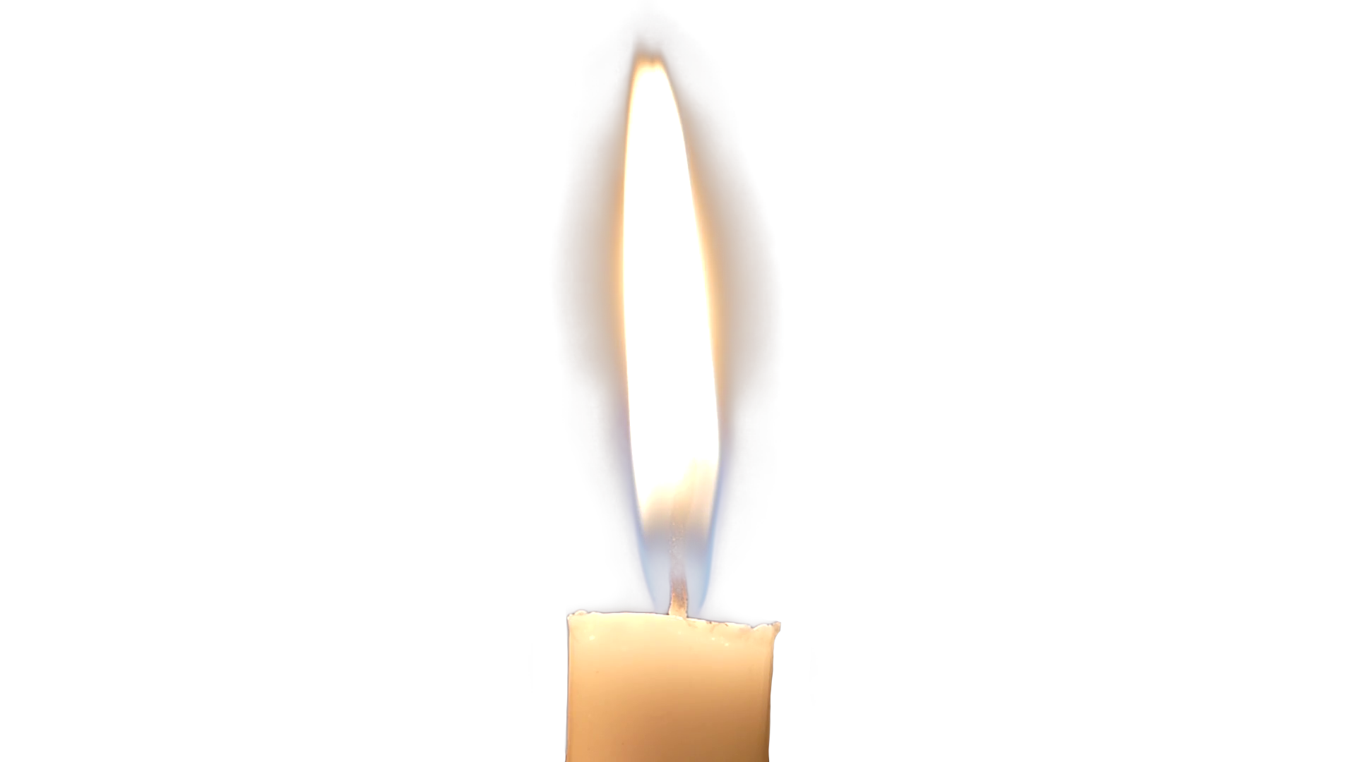 Candle Flame PNG Image