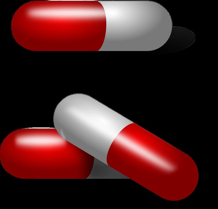 Capsule Pills PNG Image