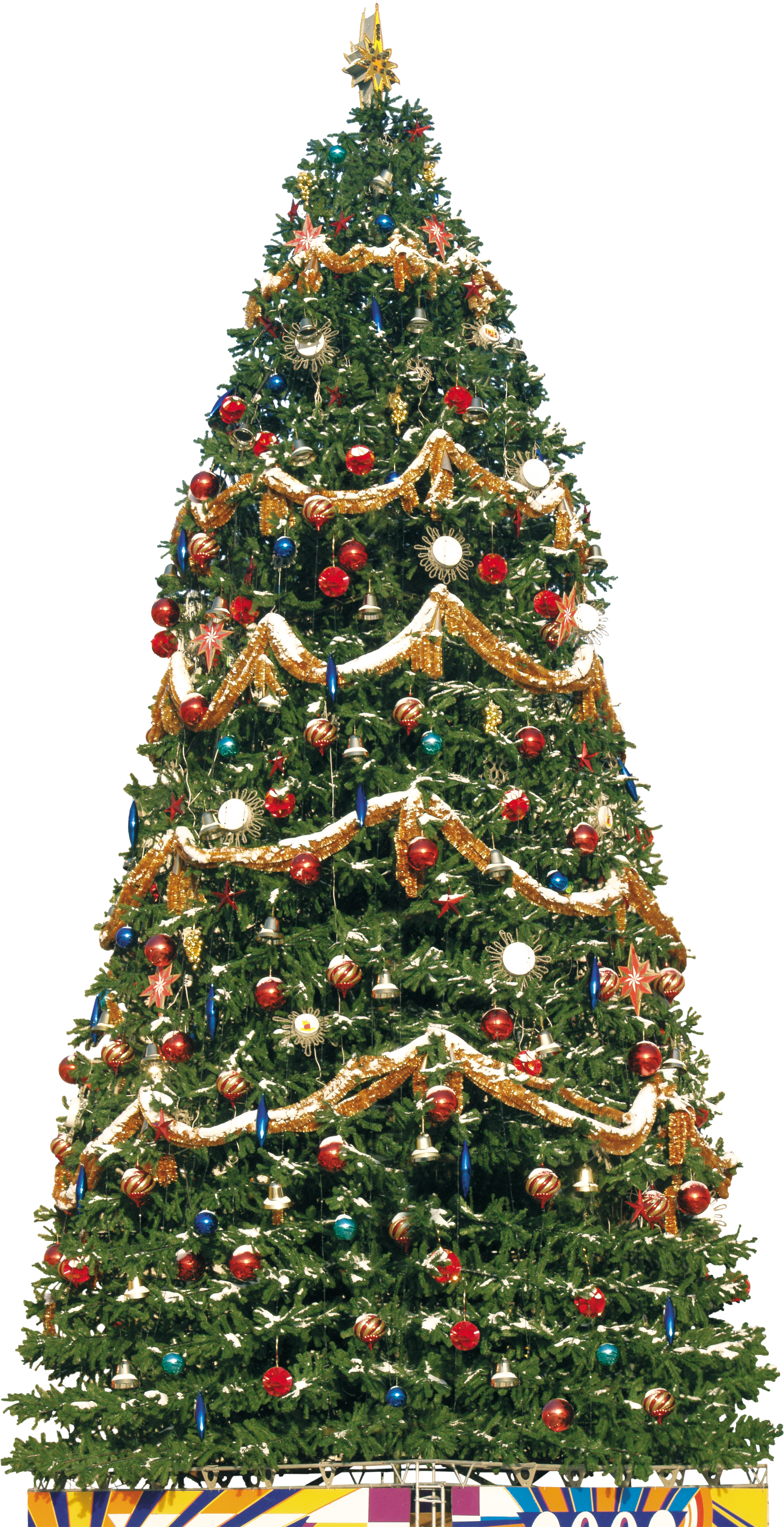 Christmas Tree PNG Image - PurePNG | Free transparent CC0 ...