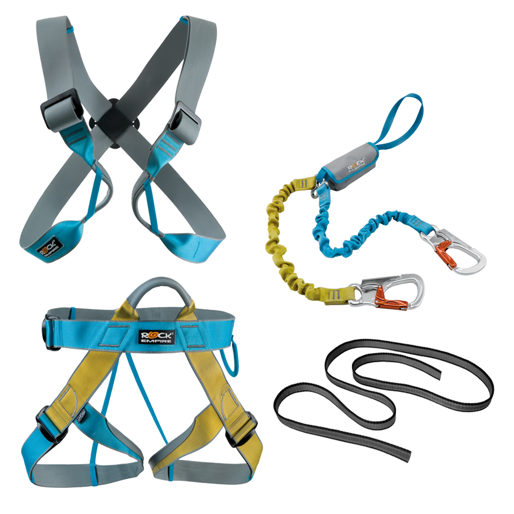 Climbing Harness PNG Image