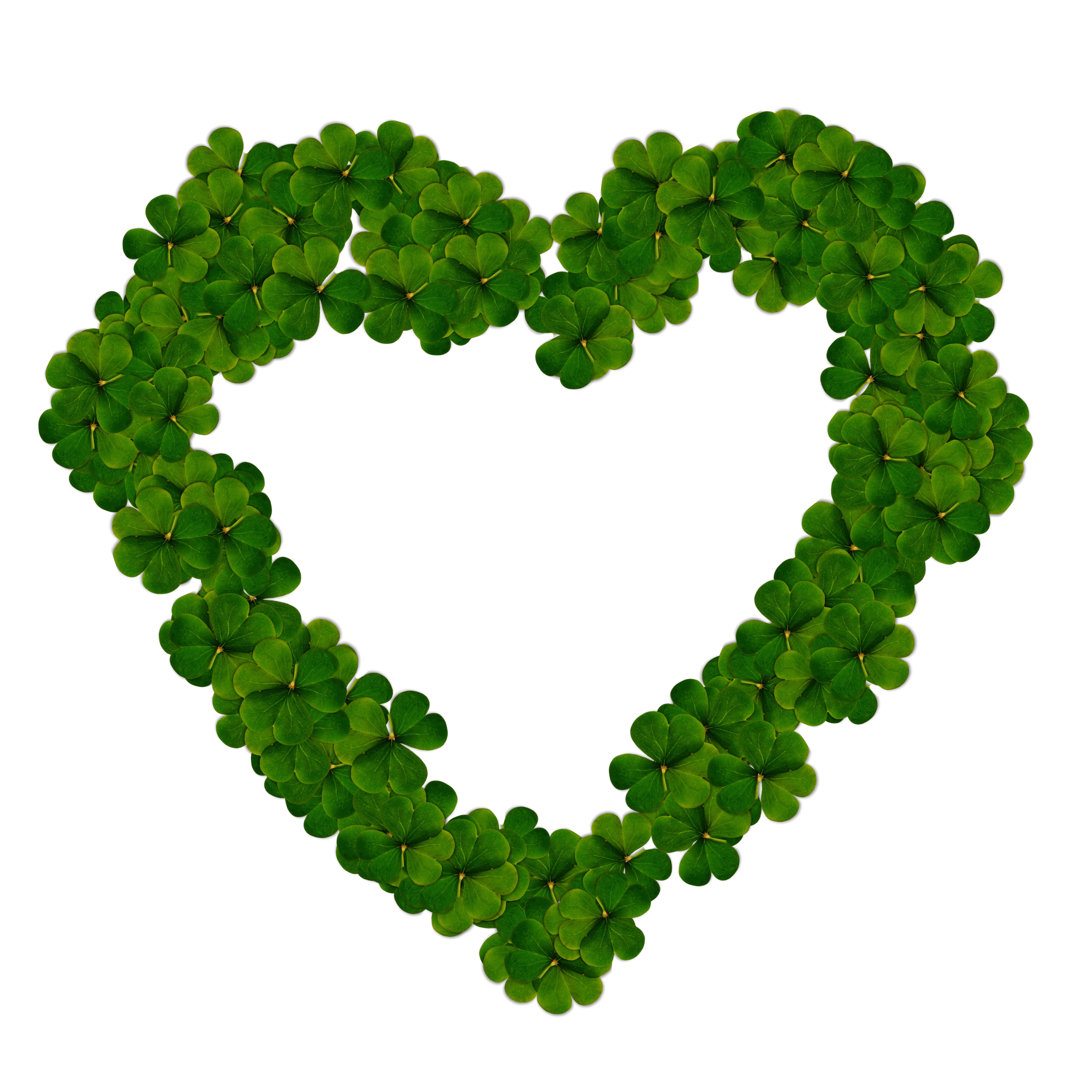 Clover Heart PNG Image
