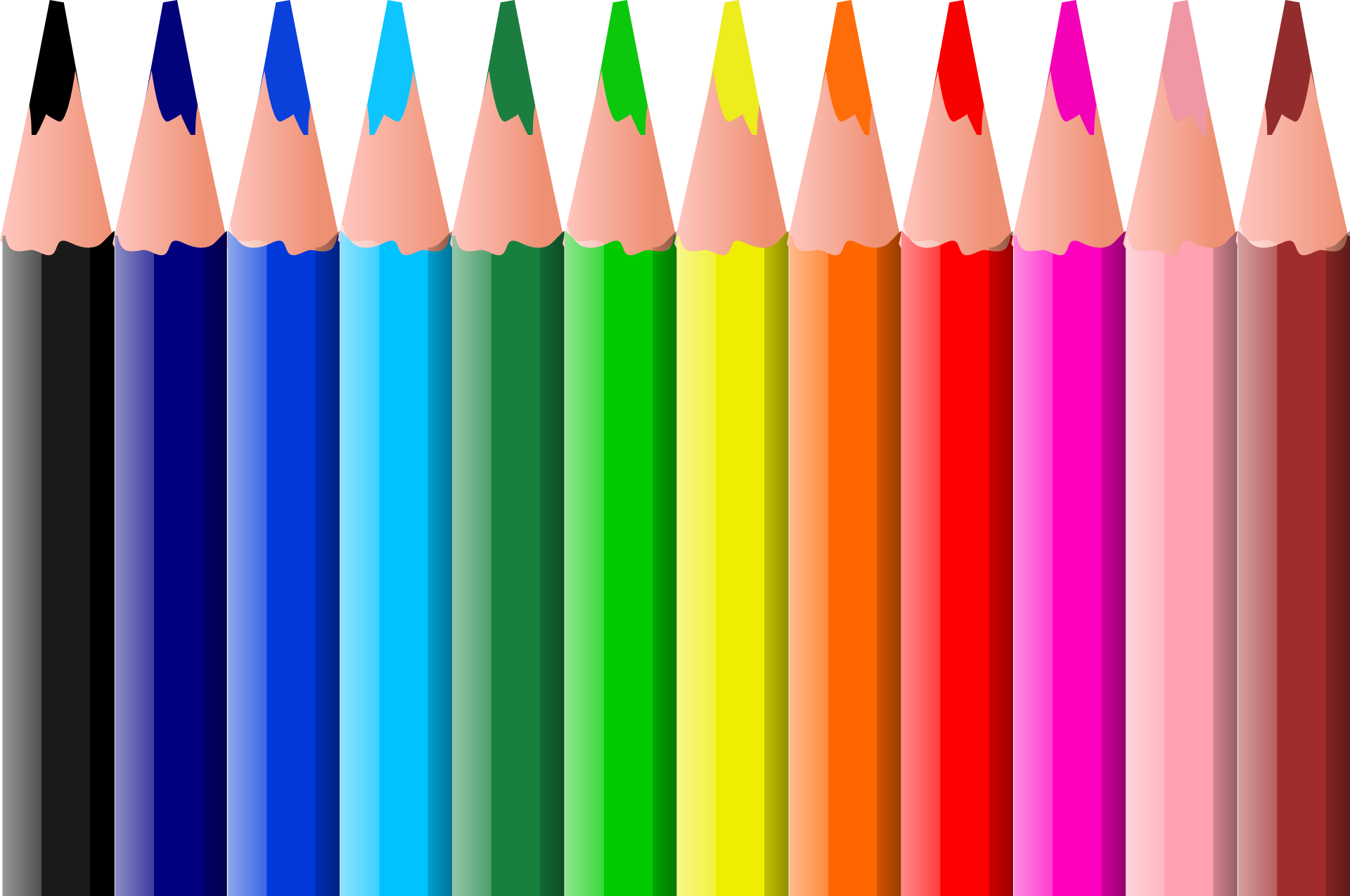 Color Pencil PNG Image