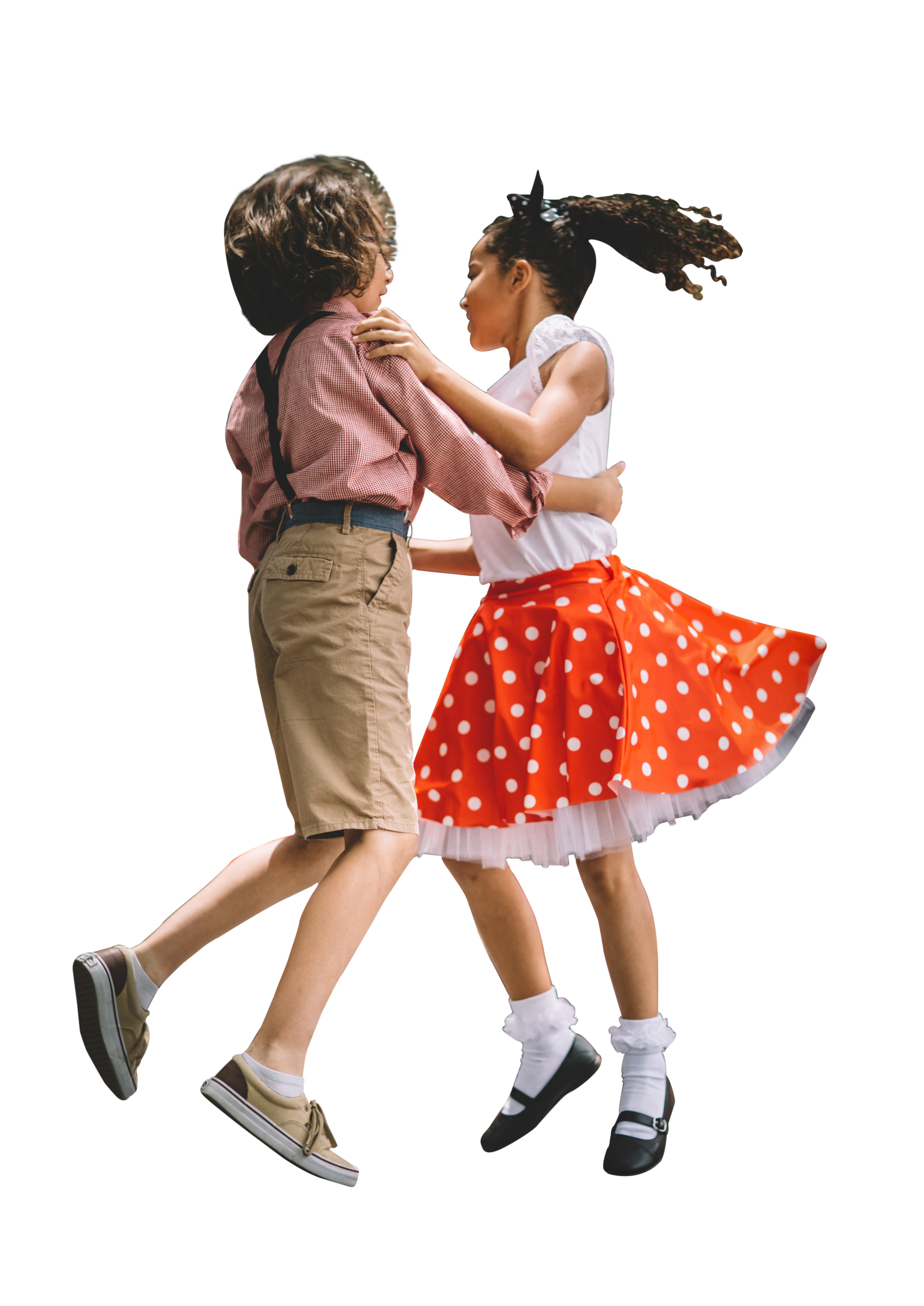 Couple Dance PNG Image