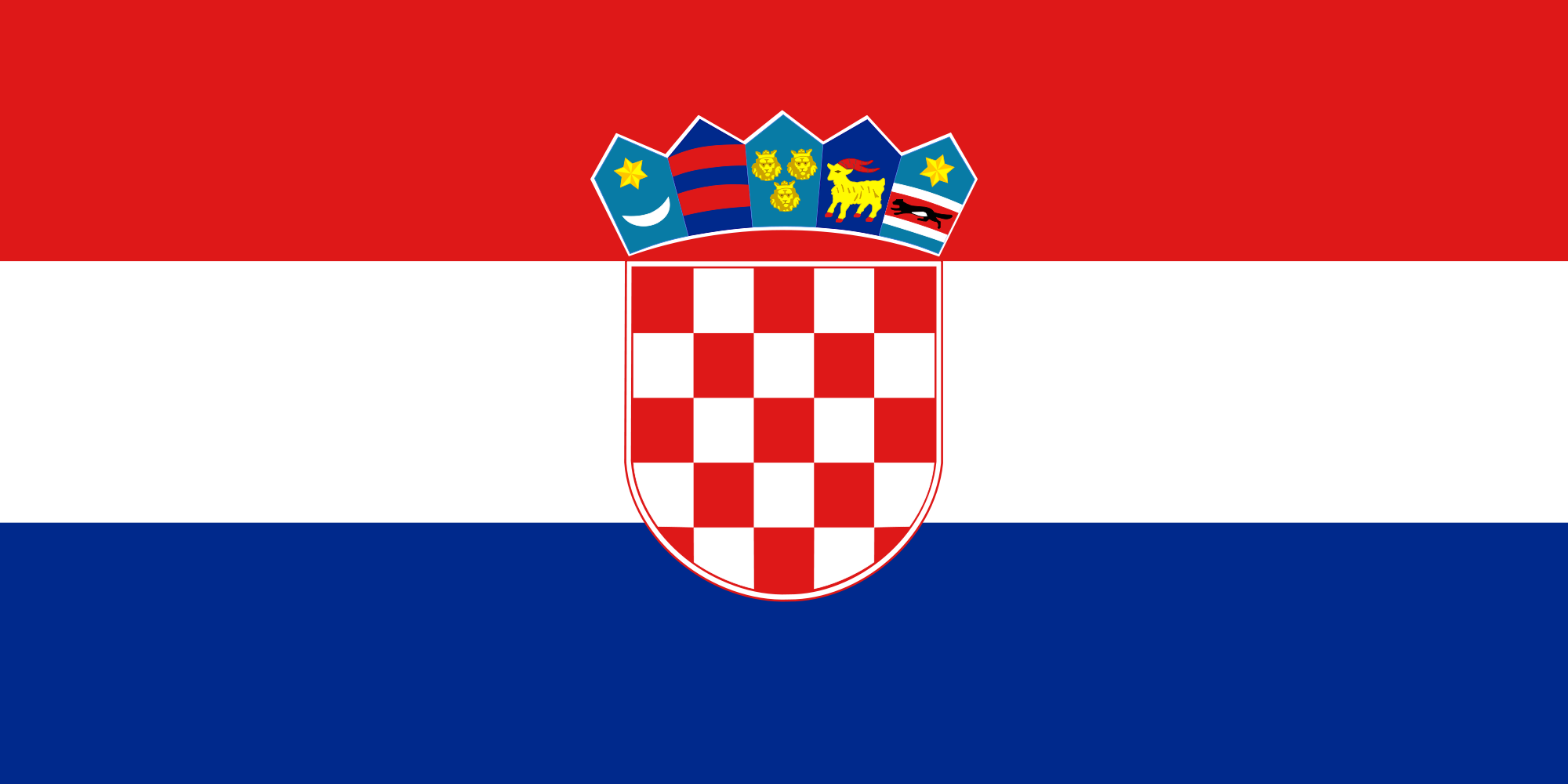 Croatia Flag World Cup