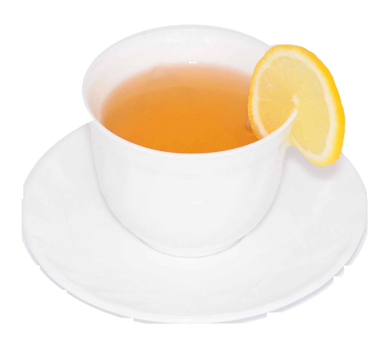 Cup of Lemon Green Tea