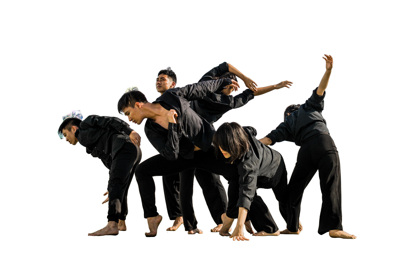 Dancers PNG Image