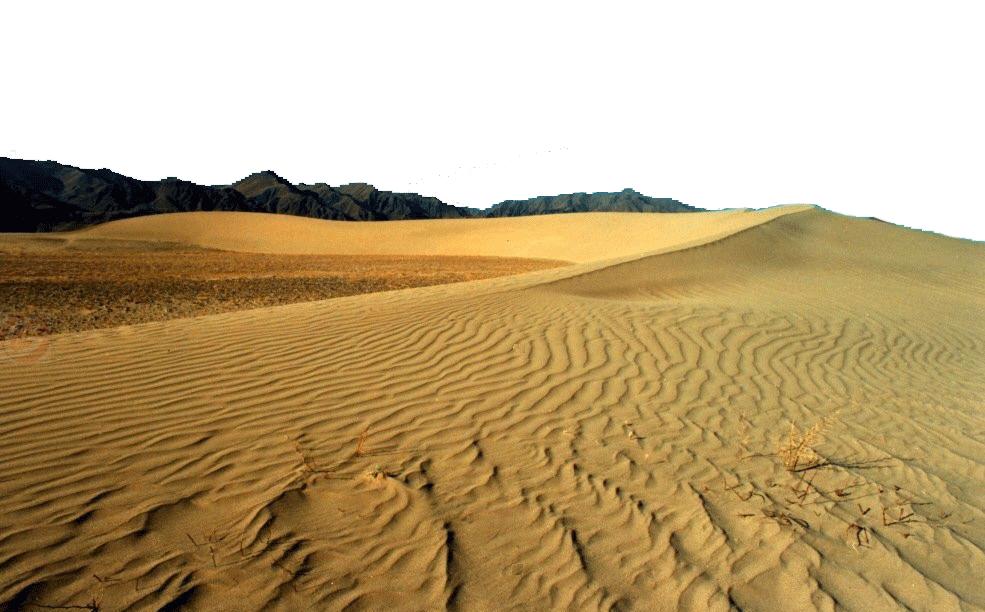 Desert Landscape PNG Image