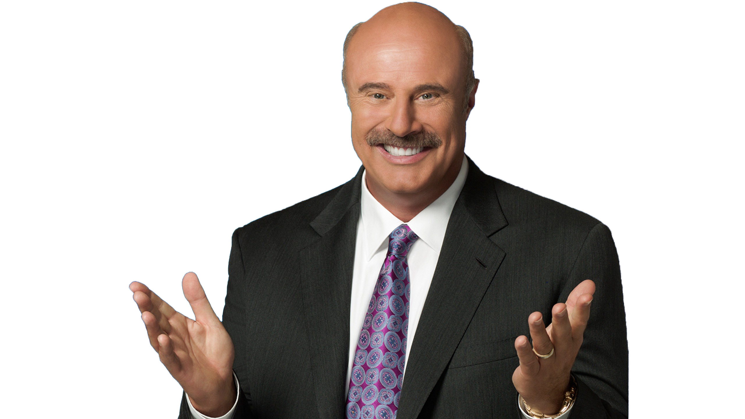 Dr Phil Smiling