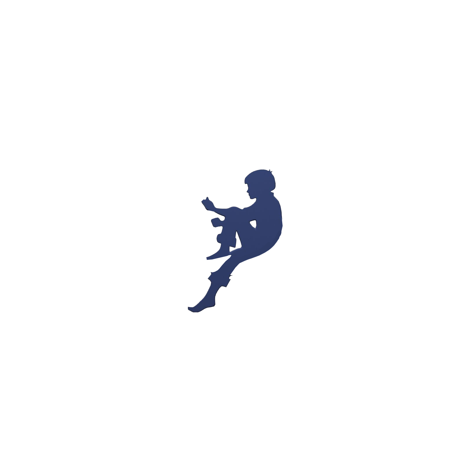 DreamWork Logo without The Moon and The Rot PNG Image