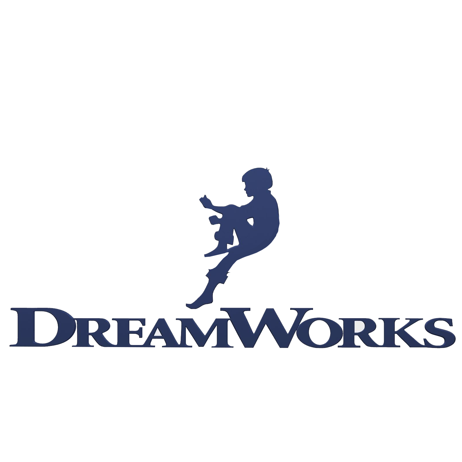 DreamWork Logo without The Moon and The Rot