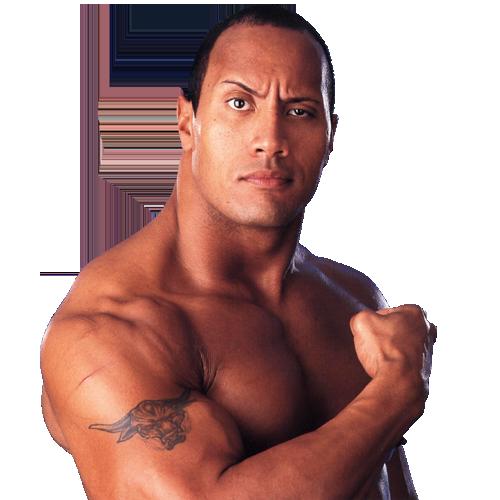 Dwayne Johnson Wrestler