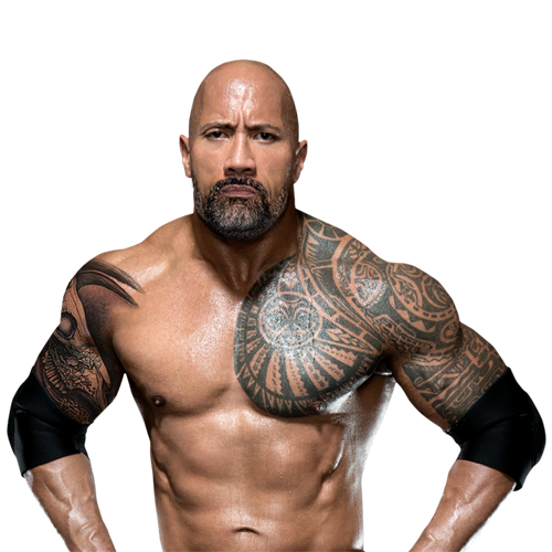 Dwayne The Rock Johnson  2018